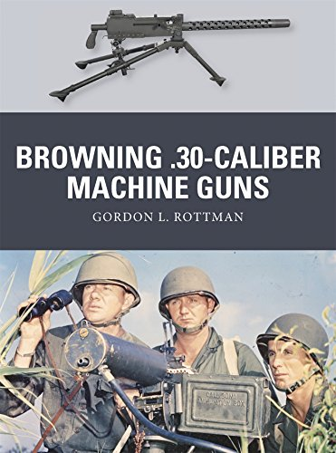 Browning .30-caliber Machine Guns (Weapon, Band 32) -