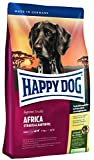 Happy Dog Dry Dog Food Supreme Africa Ostrich and Potato Sensitive 12.5 kg