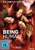 Being Human - Die komplette 2. Staffel [4 DVDs] - Toby WhithouseSam Witwer, Sam Huntington, Meaghan Rath, Kristen Hager