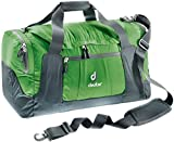 Deuter Relay Duffle Bag, Emerald-Granite, 32 x 60 x 25 cm, 40 L