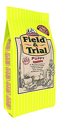 Skinners Hundefutter Field & Trial Puppy, 15 kg