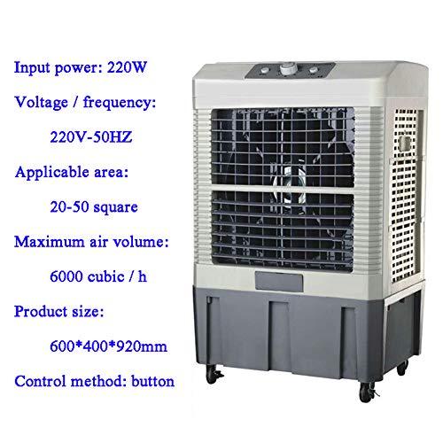 DENG&JQ Mobile Kühler Eine Klimaanlage Ventilator, Home Kalt Industrielle Lüfter Große Kommerzielle Strom Sparendes Wasser-b -