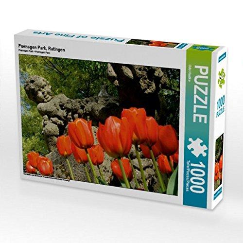 Poensgen Park, Ratingen 1000 Teile Puzzle quer Preisvergleich