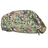 MA-on Motorrad Wasserdicht Regen Staub Cover Camouflage UV-Schutz (XL)