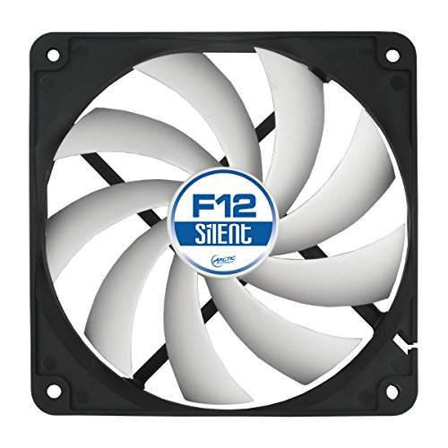 Arctic F12 Silent - Ventilador de 120 mm y 3 pines, color...
