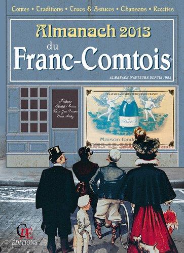 Almanach du Franc Comtois 2013