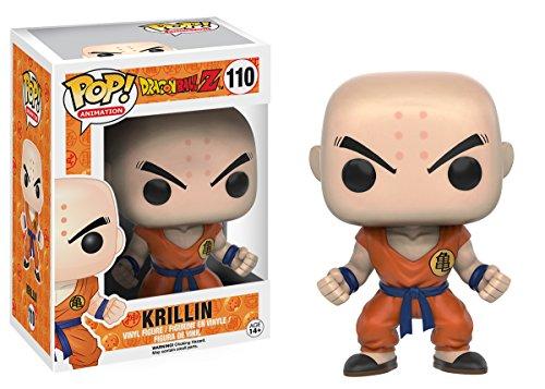 Funko Pop Krillin (Dragon Ball 110) Funko Pop Dragon Ball