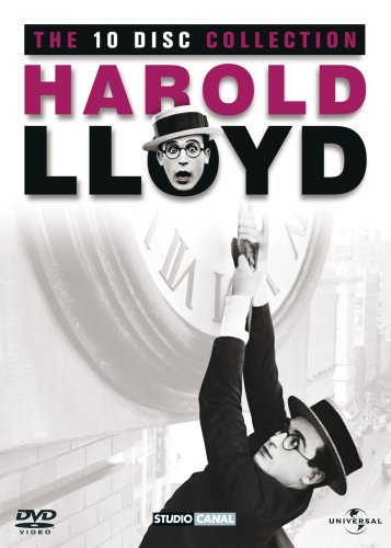 Harold Lloyd - The Collection (OmU) [10 DVDs]