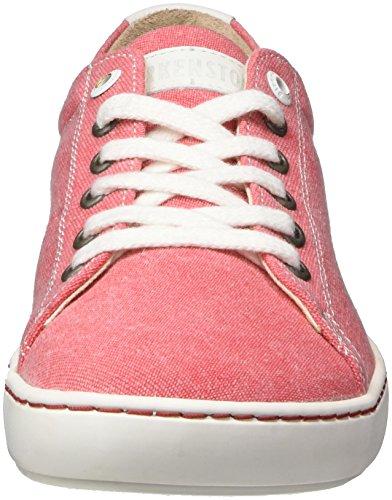 Birkenstock Damen Arran Women Tx Sneaker Rot (Red)