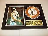gold disc frames Freddie - Disco de Oro con Firma de Mercurio