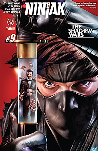 Ninjak (2015-)  #9: Digital Exclusives Edition (English ...