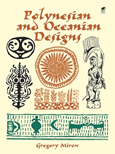 Polynesian and Oceanian Designs (Dover Pictorial Archive) par Gregory Mirow
