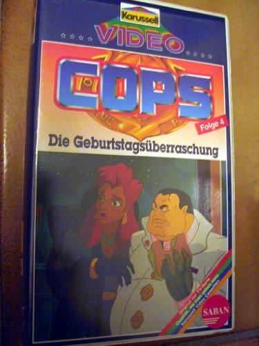 Cops - C.O.P.S. Zeichentrickserie - Folge 4 - Die Geburtstagsüberraschung