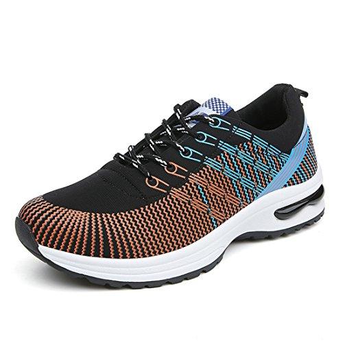 Men's Breathable Athletic Trainers Shoes ju se