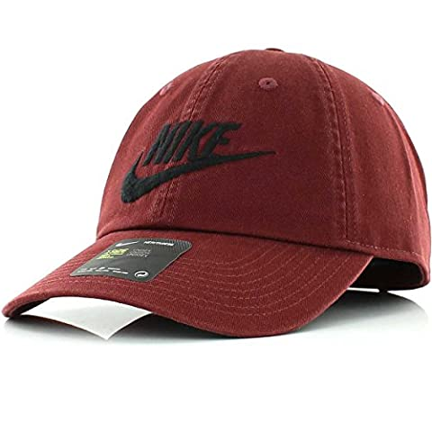 Nike Futura Washed 86 Cap for Tennis For Men - red - One size