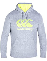 AW16 Canterbury Classic Hoody - Pale Grey Marl