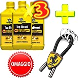 Bardhal TOP Diesel Additif pour moteur diesel nettoyant pour injecteurs 3 x 1 l