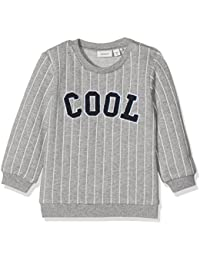 NAME IT Baby-Jungen Sweatshirt Nitditmar Ls Swe O-Neck M Nb
