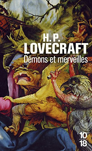 Démons et merveilles par H. P. (Howard Phillips) Lovecraft