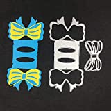 Berrose- stanzer stempelkissen motivstanzer motivlocher klebepads Schablone prägemaschine porzellanpuppe bastelshop Big Shot Karten basteln Nette handgemachte Arbeit der Kinder, Prägungsform
