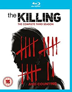 The Killing - Season 3 (3 Disc Set) [Blu-ray]