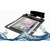 MiTAB - Housse imperméable de couleur noir pour les tablette a 10 pouces inclus: le Samsung Galaxy Tab 10.1/ 2 10.1/ Note 10.1