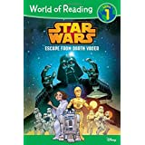 Star Wars: Escape from Darth Vader (World of Reading)