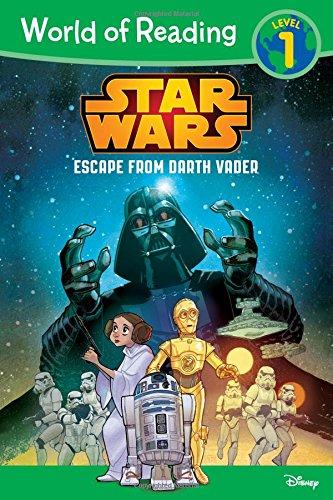Star Wars: Escape from Darth Vader (World of Reading: Star Wars, Level 1) por Michael Siglain
