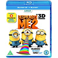 Deals on Despicable Me 2 Blu-ray 3D