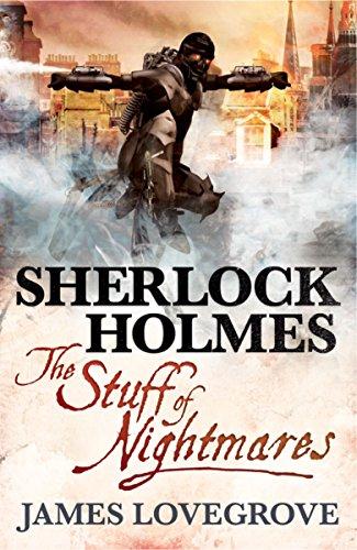 Buchseite und Rezensionen zu 'The Stuff of Nightmares (Sherlock Holmes)' von James Lovegrove