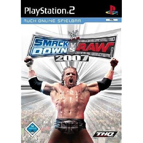 WWE Smackdown vs. Raw 2007 [Importación alemana] [Playstation 2]