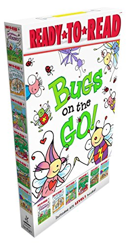 Bugs on the Go! Cover Image