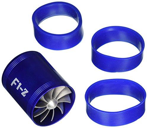 Sourcingmap s14082000am0628 F1-Z Double Turbine Chargeur De Turbo Admission Air Gaz Economiseur De Carburant Ventilateur Pour Voiture