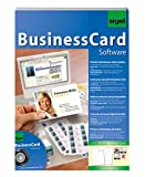 Sigel SW670 BusinessCard Software - Gestaltungs-Software inkl. 200 Visitenkarten