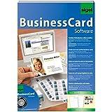 Sigel W670 Logiciel de création de cartes de visite BusinessCard avec planches pour 200 cartes de visite