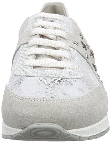 Mephisto Noemie Velsport 3661/q14768/7068/2330 Stone, Low-Top Sneaker femme gris (STONE)