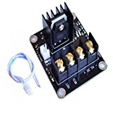 Tking MOS Tube Hochstrombelastungsmodul Hitzebett MOS Tube Hot Bed Power Module Erweiterung für 3D Drucker Heizung Bett Zubehör