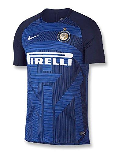 Nike - Inter Milan Camiseta Calentamiento 18/19 Hombre Color: Marino Talla: XL