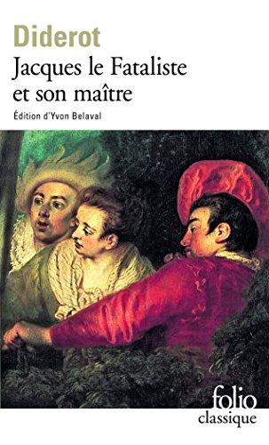 Jacques le Fataliste et son maître (Folio (Gallimard))