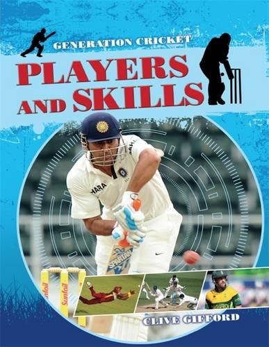 Players and Skills (Generation Cricket)