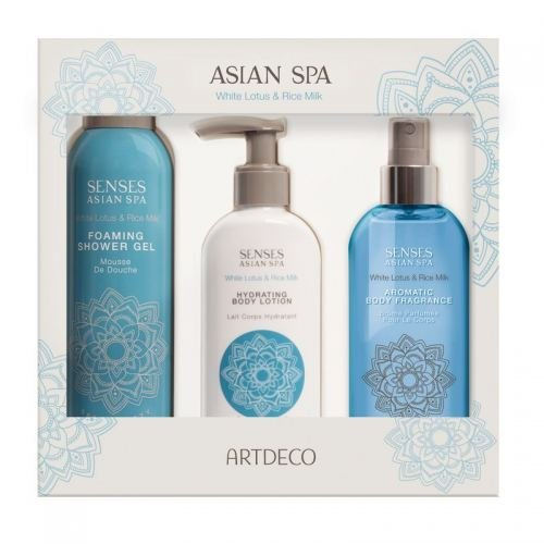 Artdeco Skin Purity Geschenkset (Shower Gel, 200 ml+Body Lotion, 200 ml+Aromatic Body Fragrance, 200 ml