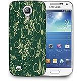 Snoogg Luz Flower carcasa de diseño para Samsung Galaxy S4Mini i9190
