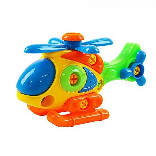Romote Baby Spielzeug Push-und angetriebene Auto Spielzeug Jungen Mädchen Kinder Geschenk-LKW Baufahrzeuge Spielzeug Set für 1-3 Jahre alt Baby Kleinkinder-Kipper, Zementmischer, Bulldozer, Traktor 1pc