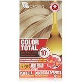 Azalea Total Tinte Capilar Permanente, Color Rubio Platino Ceniza - 224 gr