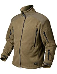 Helikon Liberty Heavy Fleece Mens Polar Jacket Coyote Tan