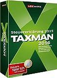TAXMAN 2016 (f�r Steuerjahr 2015) Bild