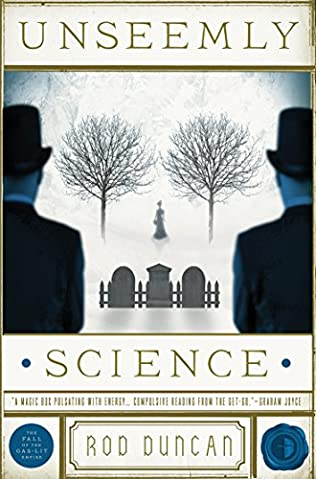 book cover of Unseemly Science