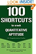 #7: 100 SHORTCUTS TO CRACK QUANTITATIVE APTITUDE: Speed matters