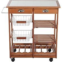 Mesa auxiliar cocina - Amazon mesa auxiliar cocina ...