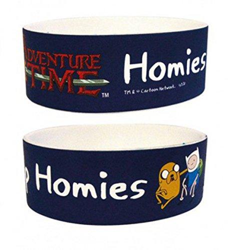Hora De Aventuras - Homies Help Homies Pulsera (6 x 2cm)